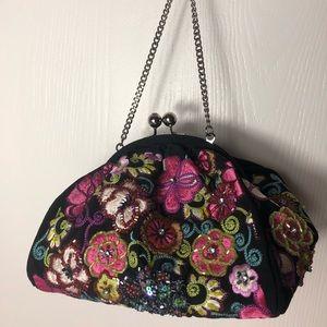 Vera Bradley Sequin bag